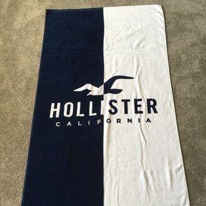 Hollister Beach Towell